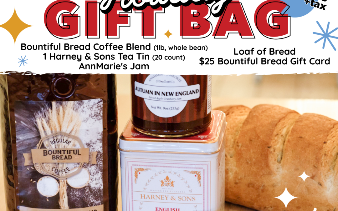 Bountiful Bread Holiday Gift Bag