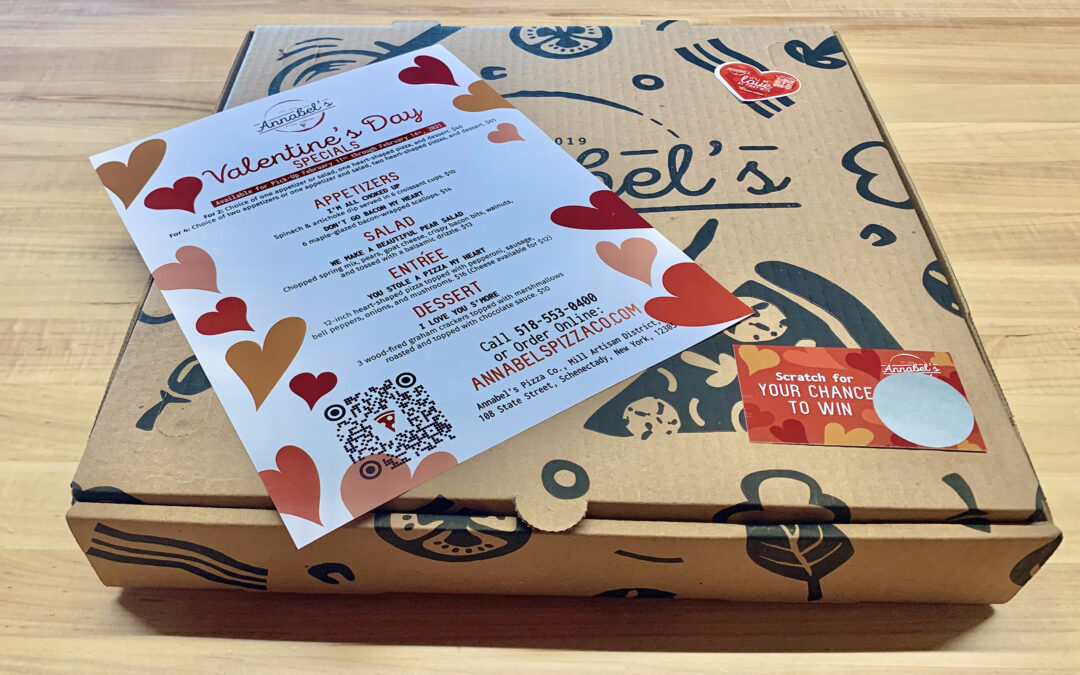 Annabel's Pizza Co. Launches Valentine's Giveaway