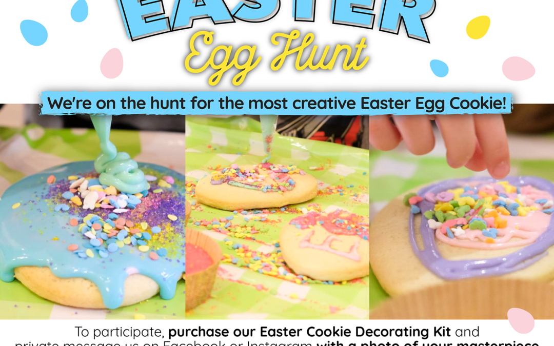 Bountiful Bread's Easter Egg Hunt